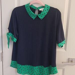 Faith and joy blouse